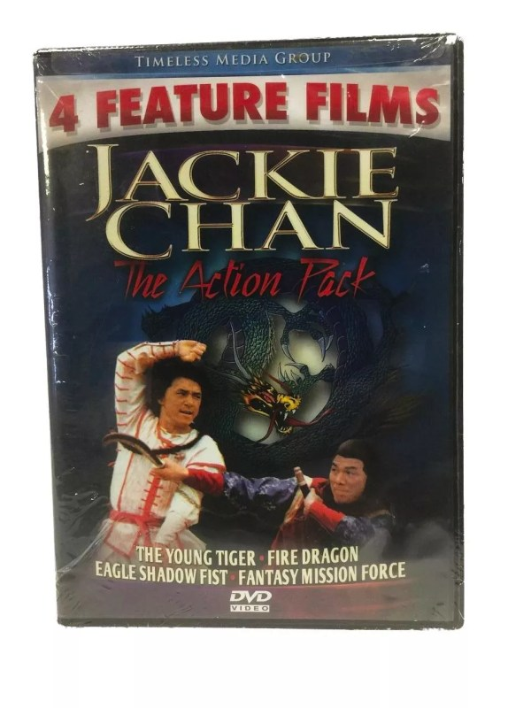 Jackie Chan: The Action Pack-0