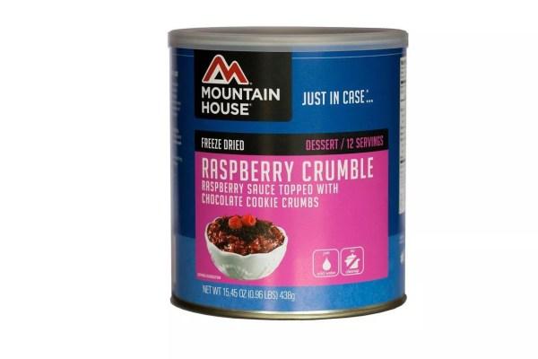 Raspberry Crumble #10 Can-0
