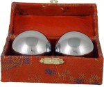 Stainless Steel Exercise Balls, Size 3-0