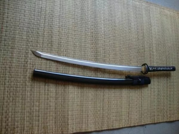 Dojo Pro Katana #12, Musashi Double Ring-739