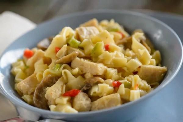 Chicken Noodle Casserole Pouch-606