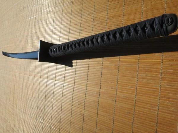Hanzo Steel Blackout Ninja Assassin Sword-776