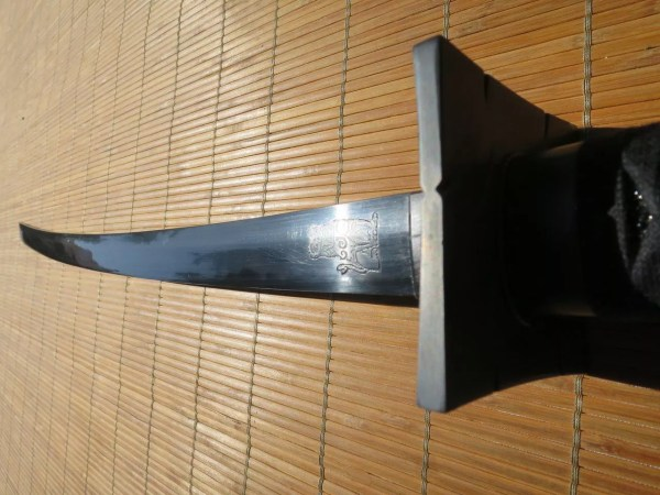 Hanzo Steel Blackout Ninja Assassin Sword-775