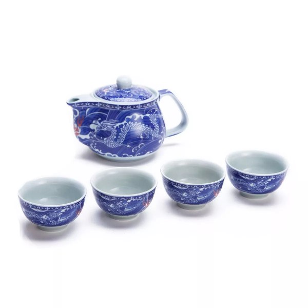 Dragon Tea Set-0