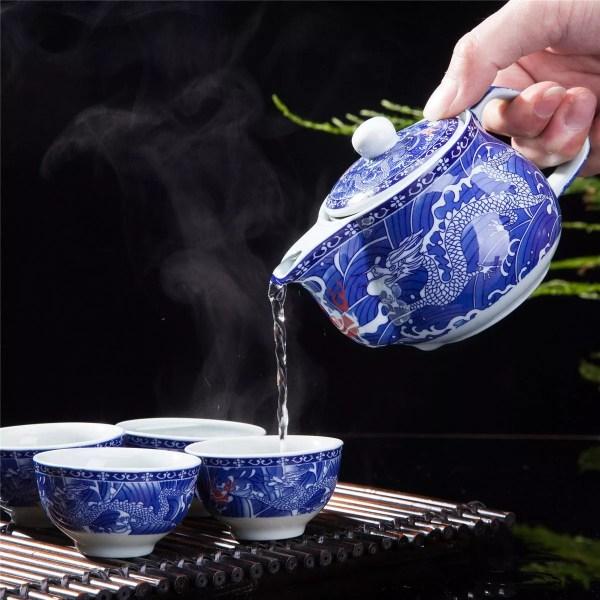 Dragon Tea Set-877