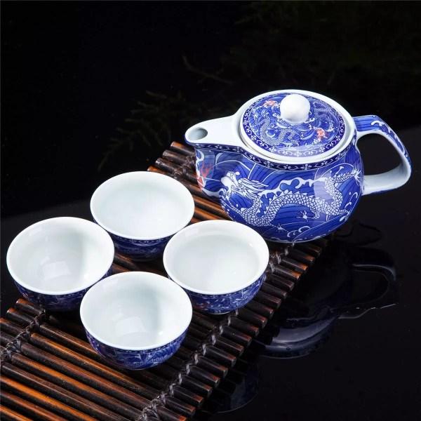 Dragon Tea Set-878