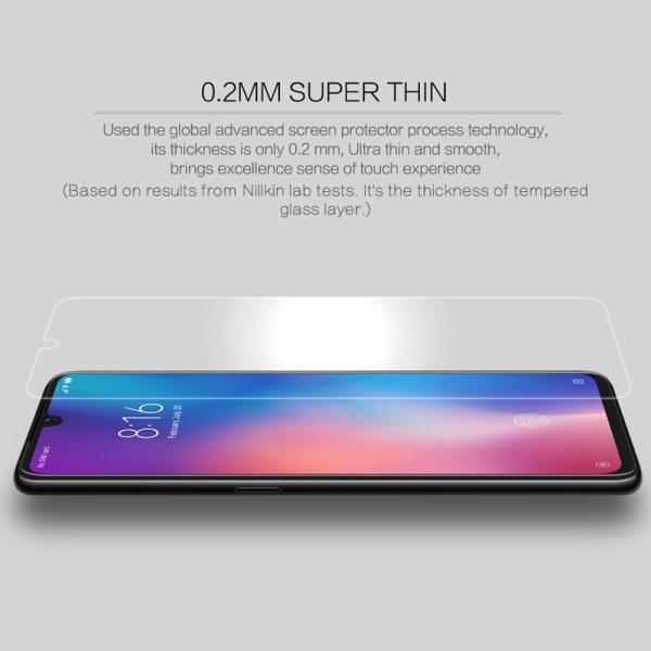 Xiaomi Mi 9 Screen Protector NILLKIN H/H+PRO CP+ XD+ 9H Tempered Glass Protector