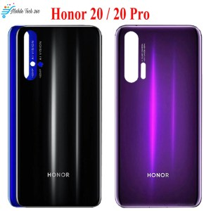 Huawei Honor 20/20 Pro Battery Cover Rear Glass Housing