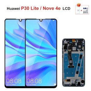 HUAWEI P30 Lite/ Nova 4e MAR-LX1 LX2 LCD Display Screen [Digitizer]