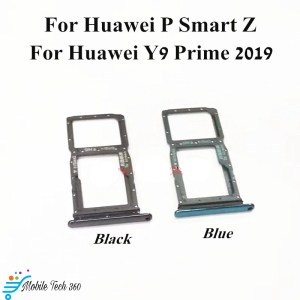 Original SIM Card Tray For Huawei P smart Z, Y9 Prime 2019