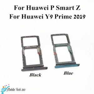 Original SIM Card Tray For Huawei P smart Z, Y9 Prime 2019