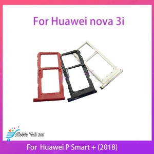 Huawei Nova 3i/Huawei P Smart Plus Card Tray Holder Adapter
