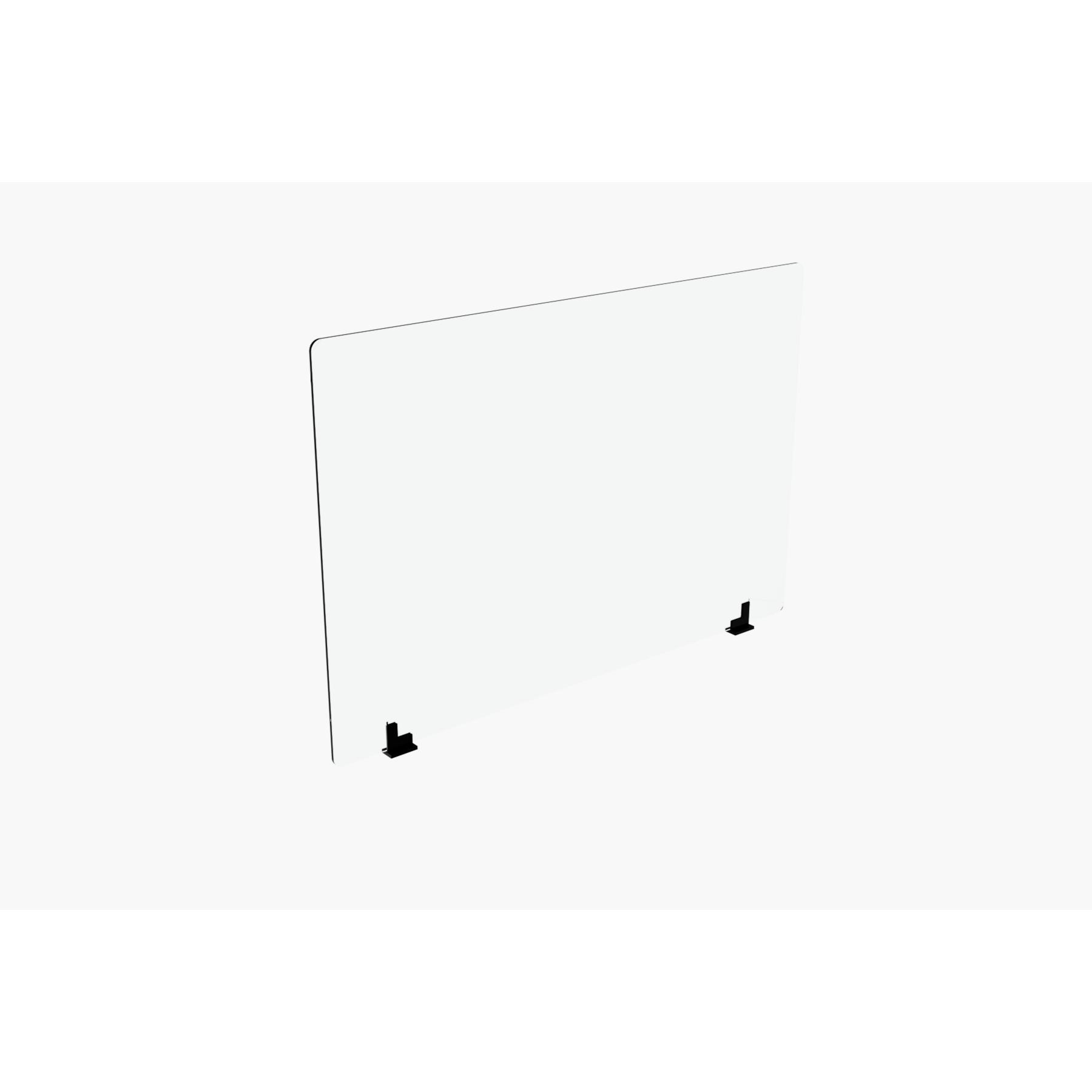 separateur table plexiglas 22 po x 30 po