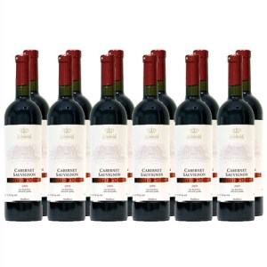 Cabernet Sauvignon Limited Edition Asconi Wine from Moldova