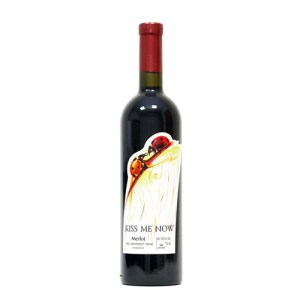 Merlot Kiss Me Now, Moldovan Wine, Wine from Moldova
