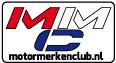 driekleurig logo van motormerkenclub.nl