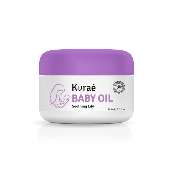 Kurae Soothing Lily Baby Oil