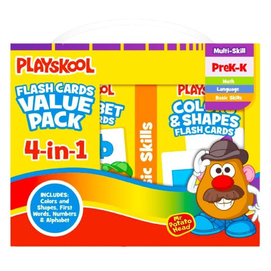 Playschool FlashCards
