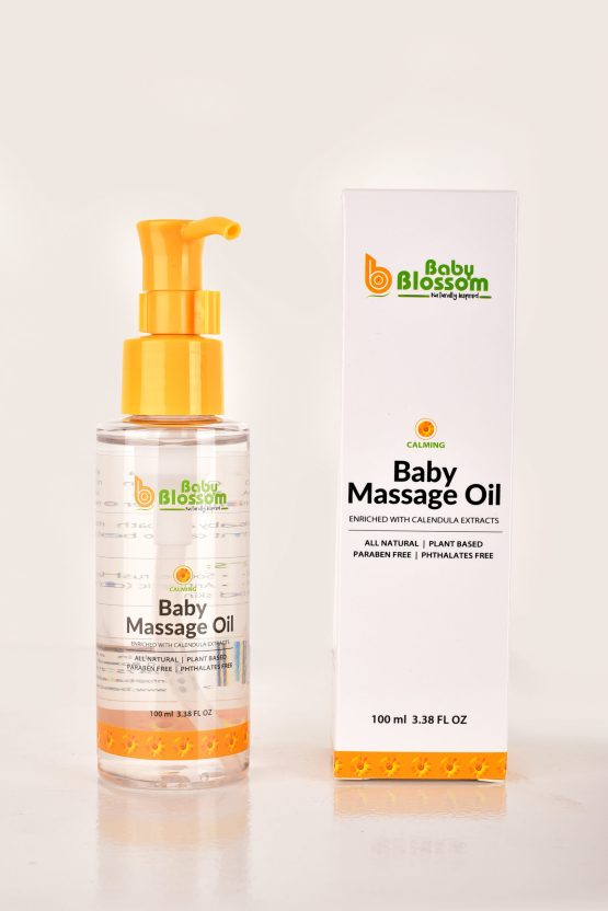 Baby Blossom Baby Massage Oil- 100 ml