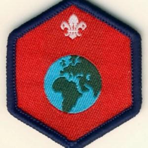 106159 My World Challenge Award Badge