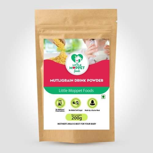 Multigrain Health Drink For Kids