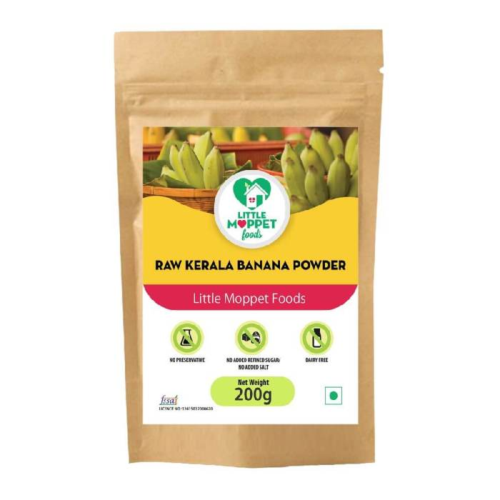 Raw Kerala Banana Powder 200g