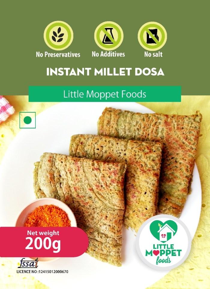 Instant Millet Dosa