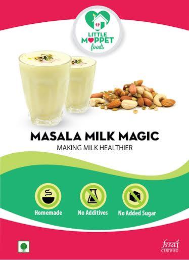 Little Moppet Foods Masala Milk Magic1