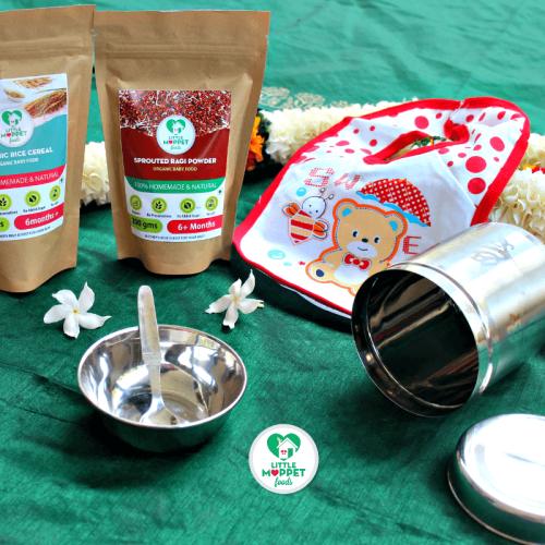 buy annaprashan first foods basket for babies online