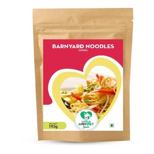 Branyard Noodles/Kuthiraivalli noodle