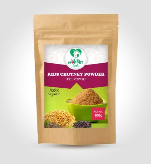 chutney powder for babies