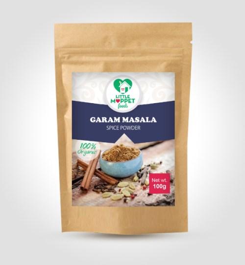 garam masala for babies