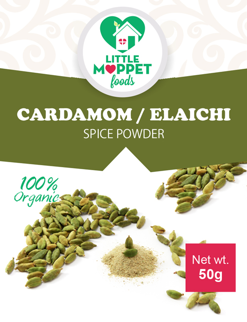 cardamom Elaichi Powder for Babies
