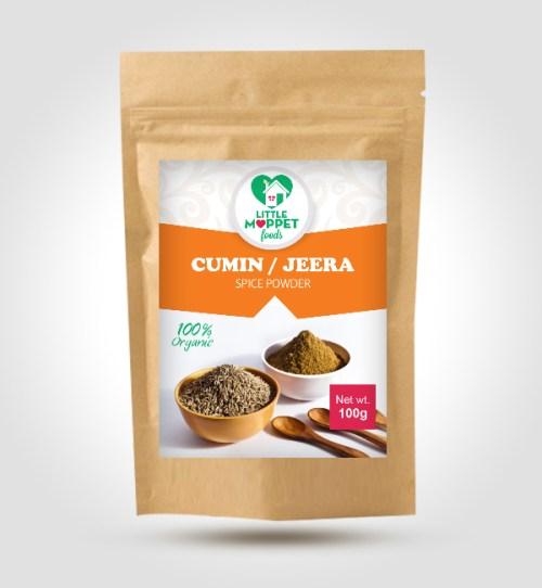 Buy Organic Cumin Jeera Powder for Babies