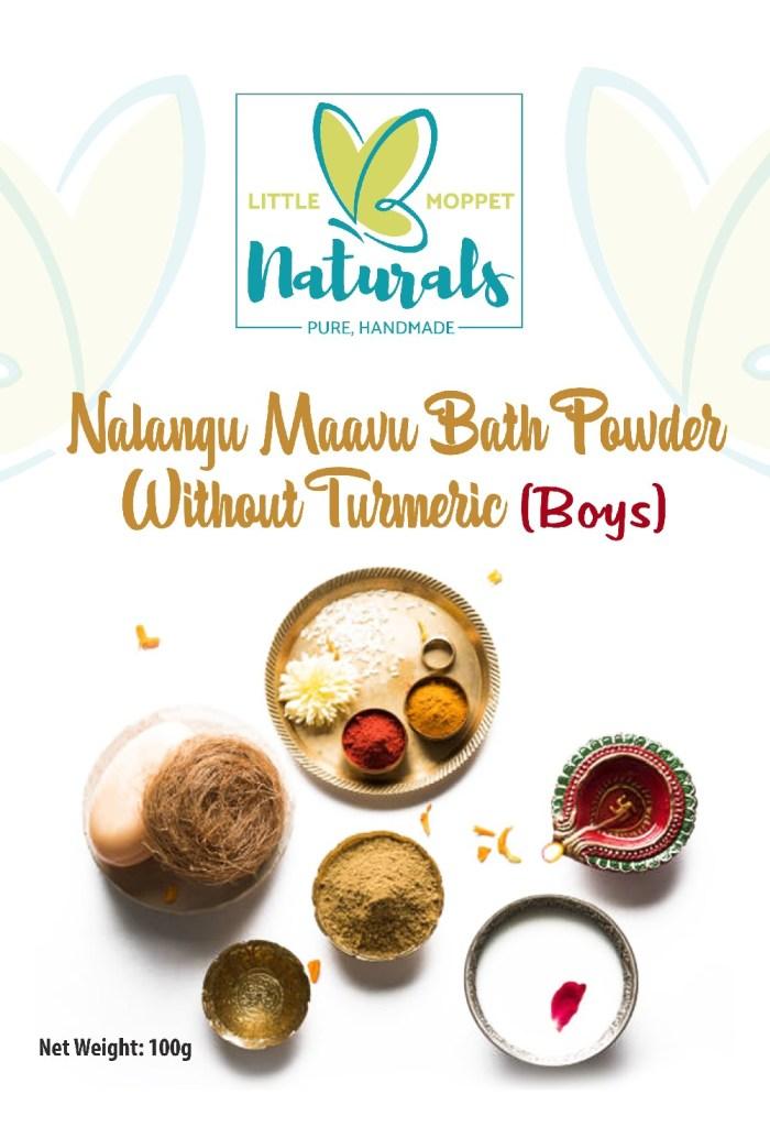 Nalangau Maavu Without Turmeric (Boys)