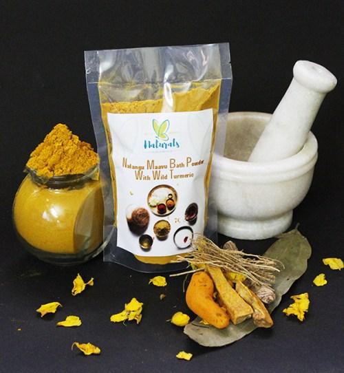 Ayurvedic Herbal Bath Powder for Girls