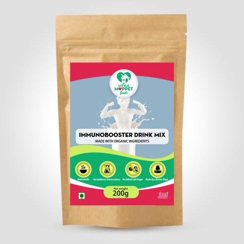 ImmunoBooster Drink Mix 200 g 2-1