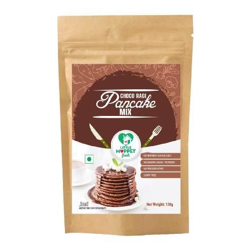 Choco Ragi Pancake [150g]