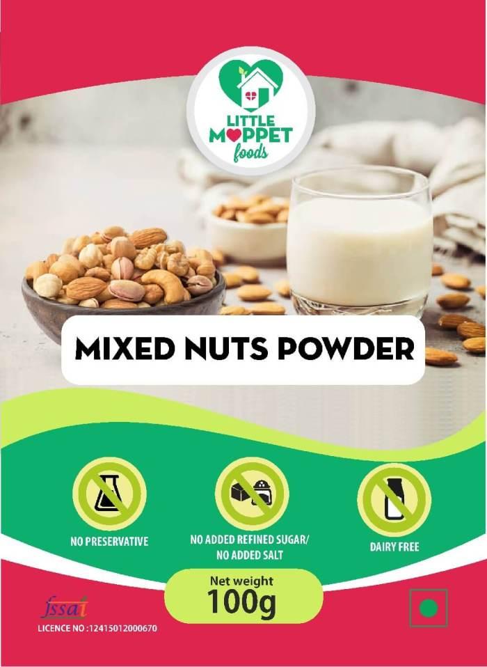 Mixed Nuts Powder (With Walnut) [100g]