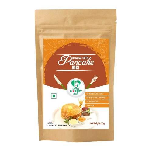 Banana Oats Pancake Mix Trial Pack [75g]