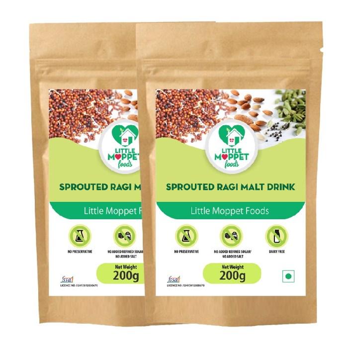 Sprouted Ragi Malt Drink Super Saver Pack