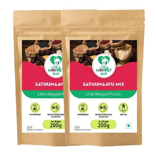 Sathumaavu Health Mix Super Saver Pack