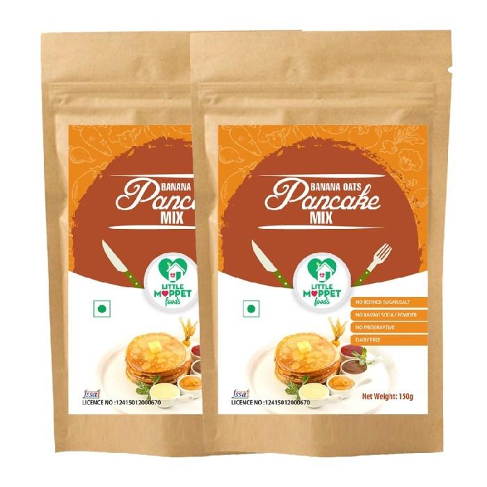 Banana Oats Pancake Mix Super Saver Pack