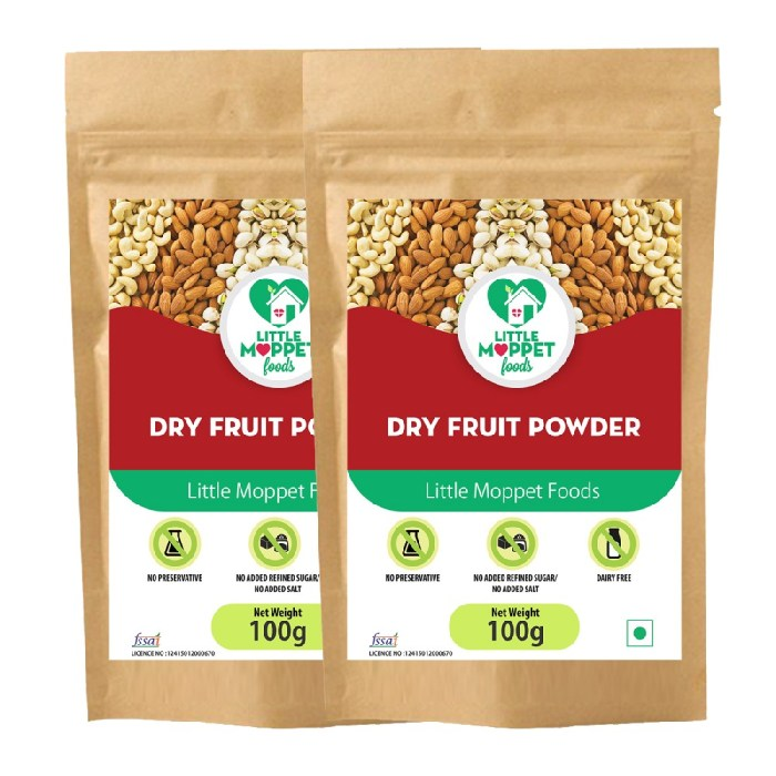 Dry Fruit Powder Super Saver Pack