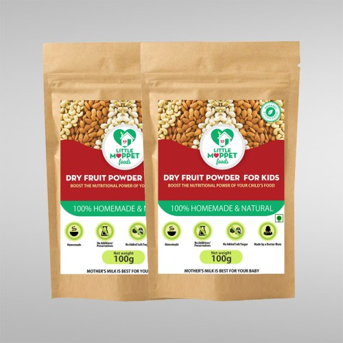 Dry Fruit Powder Super Saver Pack
