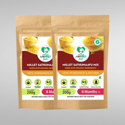 Millet Sathumaavu Mix Super Saver Pack