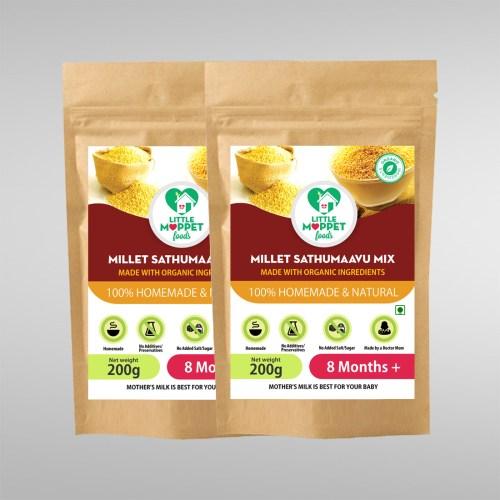Millet Sathumaavu Mix Super Saver Pack