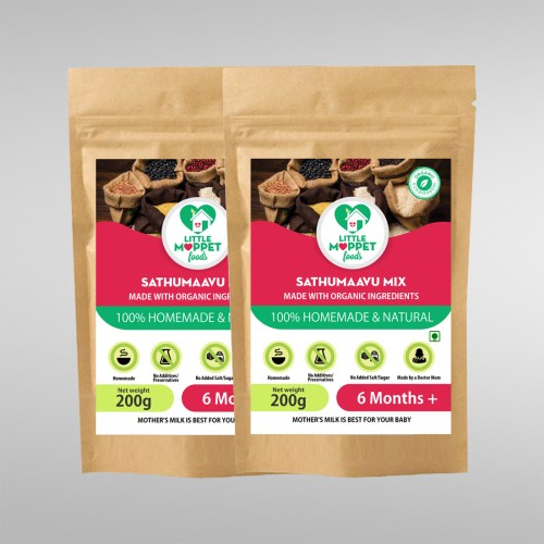Sathumaavu Health Mix Super Saver Pack