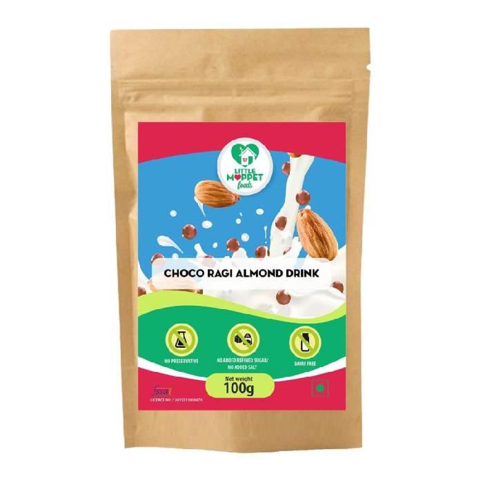 Choco Ragi Almond Drink - Trial Pack [100g]