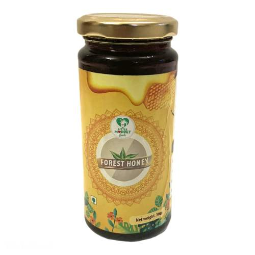 Forest Honey - Little Moppet Foods Wild forest Honey